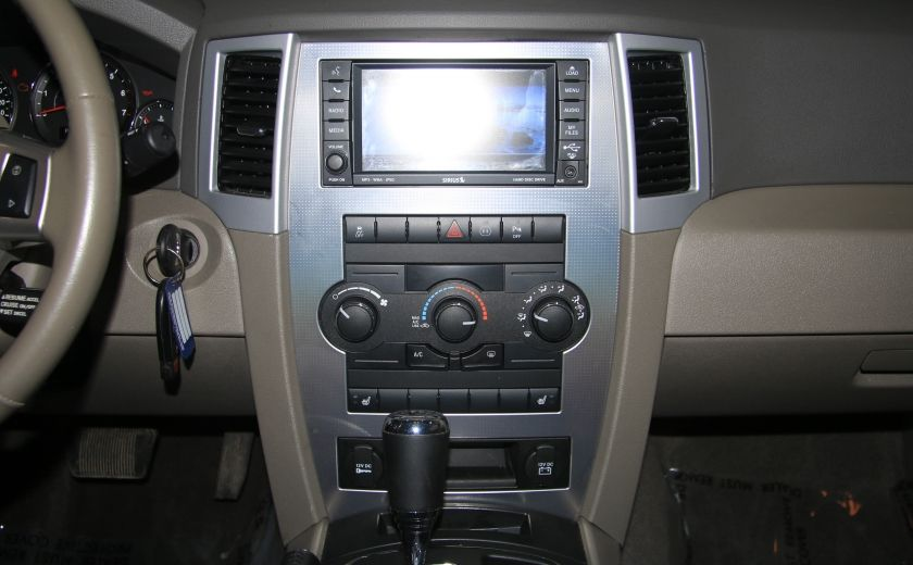 2010 Jeep Grand Cherokee NORTH AWD CUIR TOIT BLUETHOOT CAMERA RECUL #16