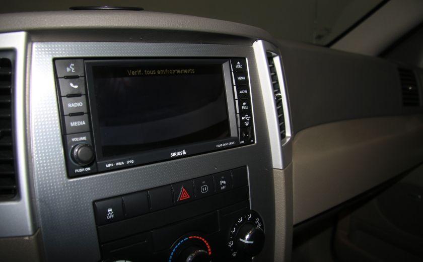 2010 Jeep Grand Cherokee NORTH AWD CUIR TOIT BLUETHOOT CAMERA RECUL #19