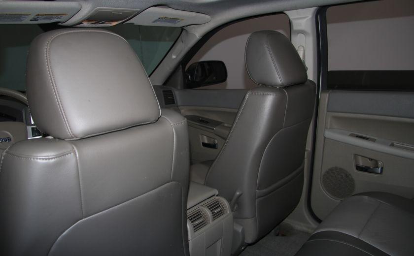 2010 Jeep Grand Cherokee NORTH AWD CUIR TOIT BLUETHOOT CAMERA RECUL #21
