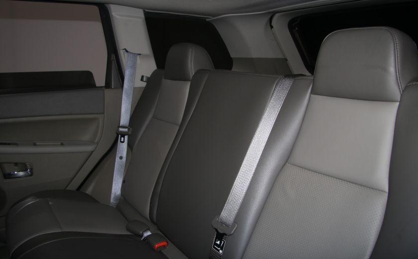 2010 Jeep Grand Cherokee NORTH AWD CUIR TOIT BLUETHOOT CAMERA RECUL #22