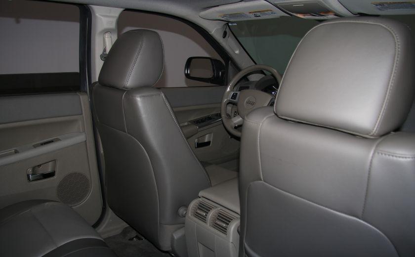 2010 Jeep Grand Cherokee NORTH AWD CUIR TOIT BLUETHOOT CAMERA RECUL #23