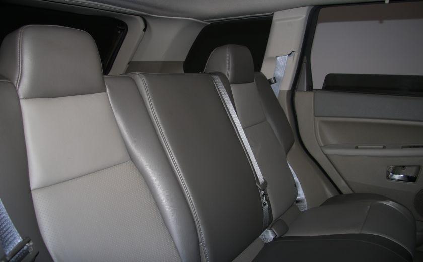 2010 Jeep Grand Cherokee NORTH AWD CUIR TOIT BLUETHOOT CAMERA RECUL #24