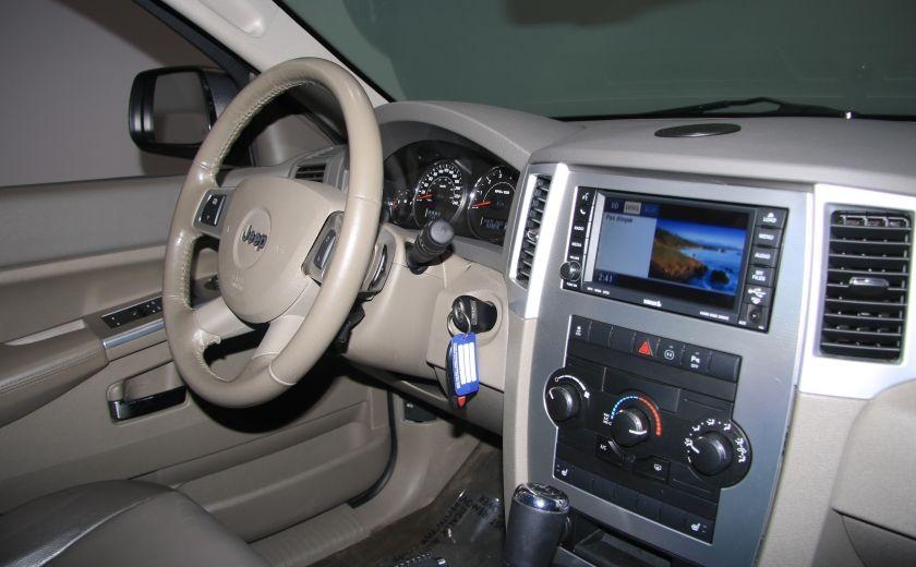 2010 Jeep Grand Cherokee NORTH AWD CUIR TOIT BLUETHOOT CAMERA RECUL #26