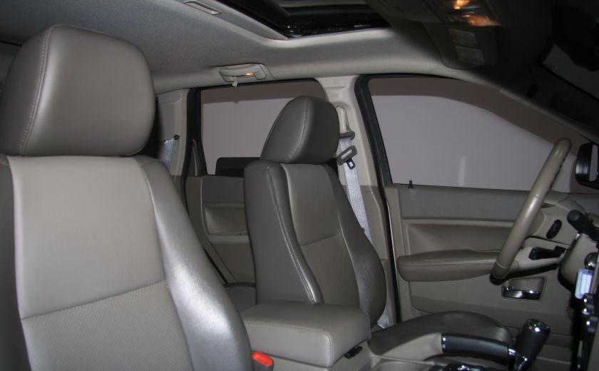 2010 Jeep Grand Cherokee NORTH AWD CUIR TOIT BLUETHOOT CAMERA RECUL #27