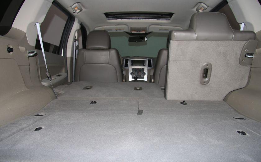 2010 Jeep Grand Cherokee NORTH AWD CUIR TOIT BLUETHOOT CAMERA RECUL #34