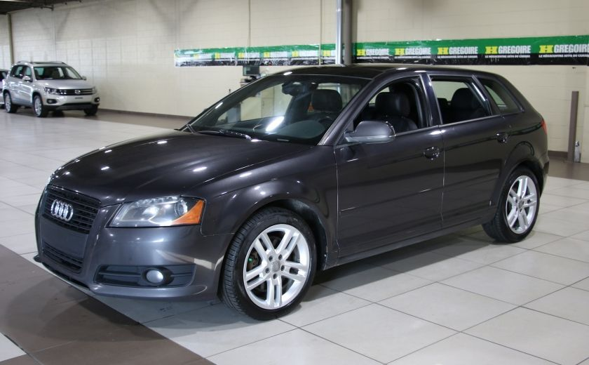 2012 Audi A3 2.0T Progressiv A/C CUIR TOIT MAGS BLUETOOTH #2
