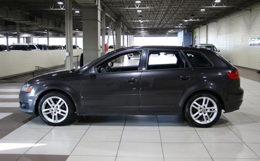 2012 Audi A3 2.0T Progressiv A/C CUIR TOIT MAGS BLUETOOTH #3