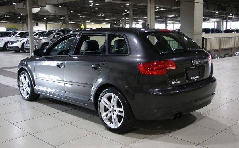 2012 Audi A3 2.0T Progressiv A/C CUIR TOIT MAGS BLUETOOTH #4