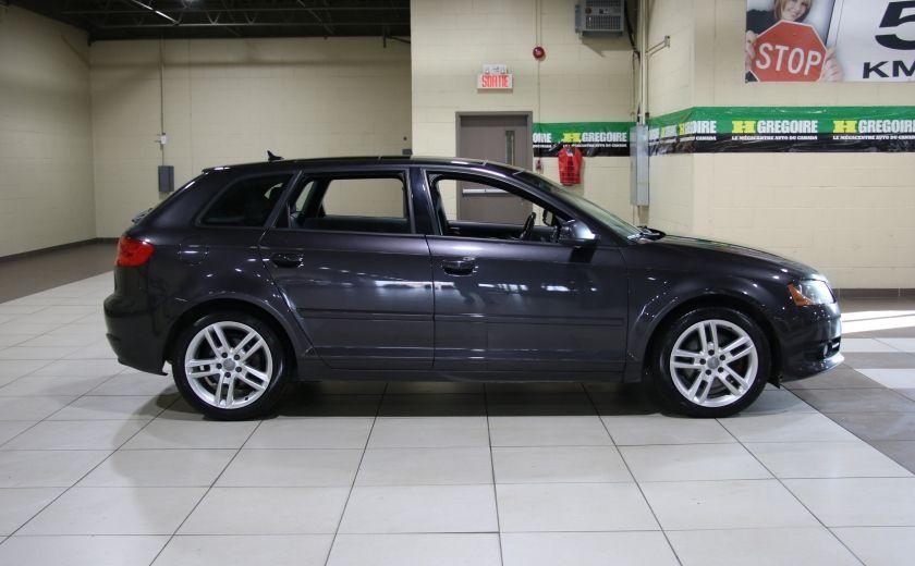 2012 Audi A3 2.0T Progressiv A/C CUIR TOIT MAGS BLUETOOTH #7