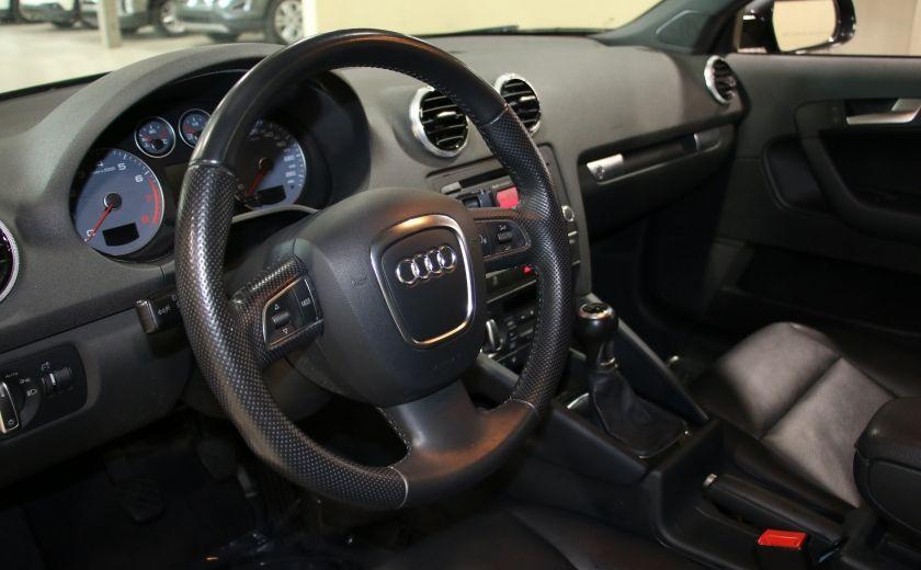 2012 Audi A3 2.0T Progressiv A/C CUIR TOIT MAGS BLUETOOTH #8