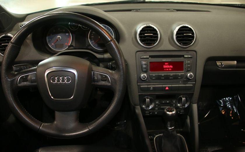 2012 Audi A3 2.0T Progressiv A/C CUIR TOIT MAGS BLUETOOTH #14