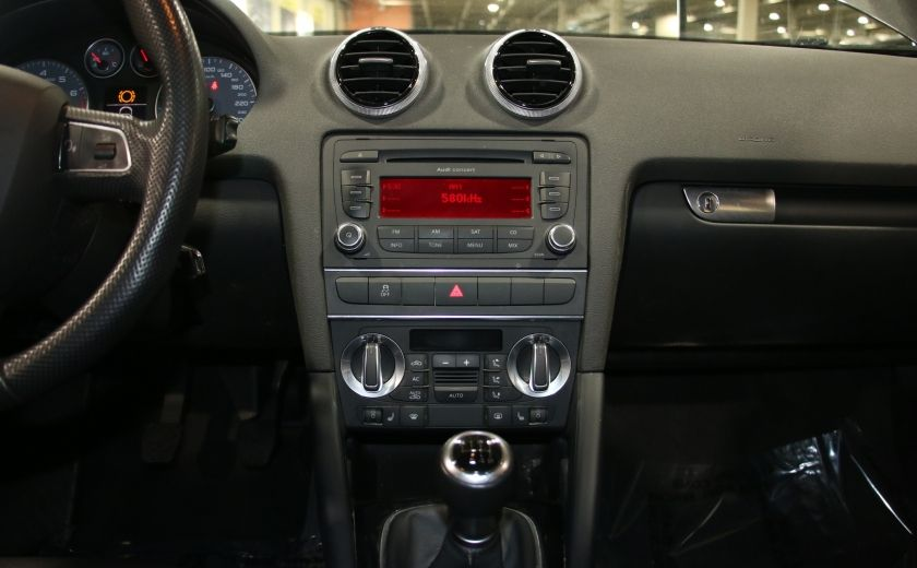 2012 Audi A3 2.0T Progressiv A/C CUIR TOIT MAGS BLUETOOTH #16