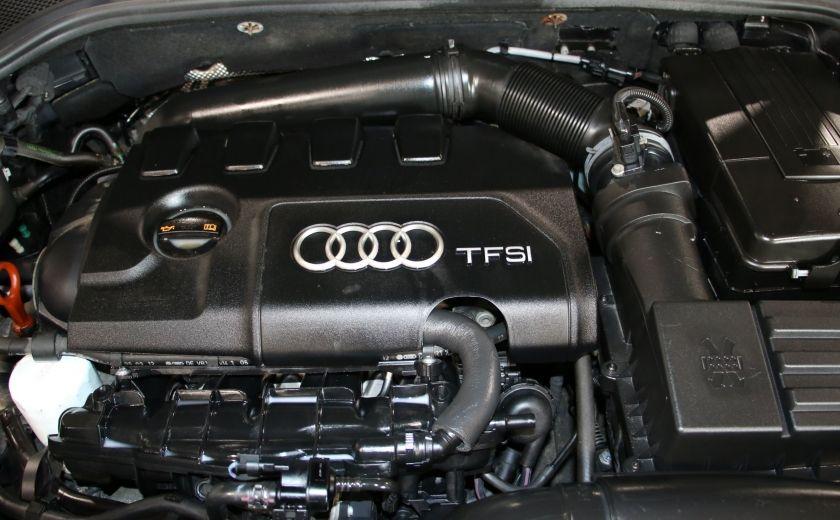 2012 Audi A3 2.0T Progressiv A/C CUIR TOIT MAGS BLUETOOTH #25