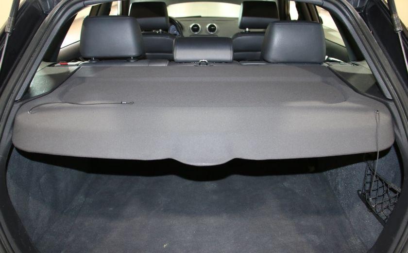 2012 Audi A3 2.0T Progressiv A/C CUIR TOIT MAGS BLUETOOTH #27