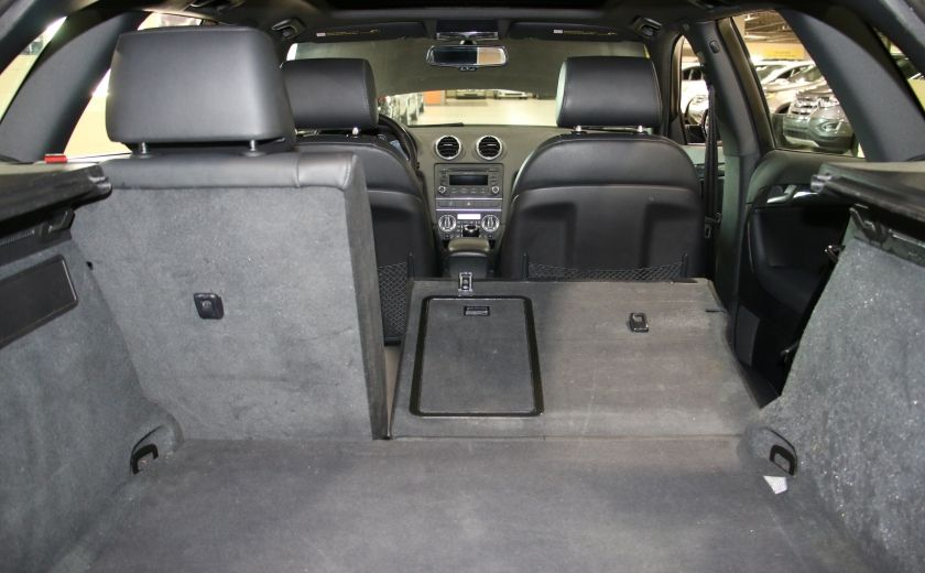2012 Audi A3 2.0T Progressiv A/C CUIR TOIT MAGS BLUETOOTH #29