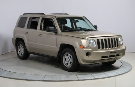2010 Jeep Patriot North 4X4 AUTO A/C GR ELECT #0