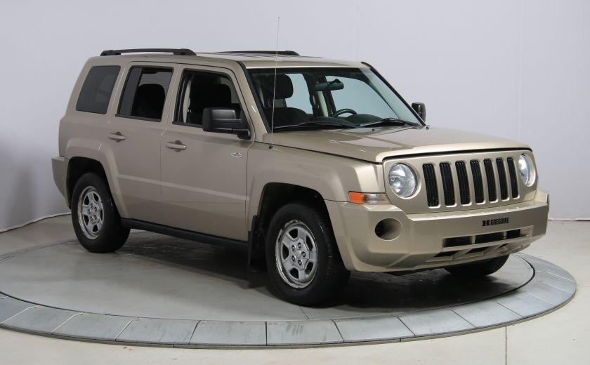 2010 Jeep Patriot North 4X4 AUTO A/C GR ELECT #0