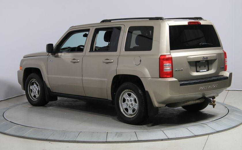 2010 Jeep Patriot North 4X4 AUTO A/C GR ELECT #4