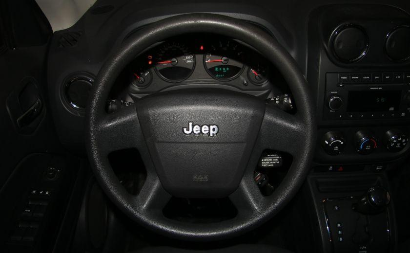 2010 Jeep Patriot North 4X4 AUTO A/C GR ELECT #13