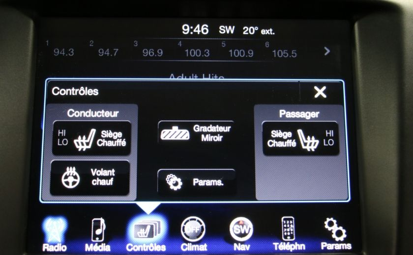 2015 Chrysler 200 C AUTO A/C CUIR TOIT PANO MAGS #18