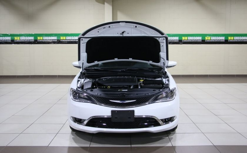 2015 Chrysler 200 C AUTO A/C CUIR TOIT PANO MAGS #29