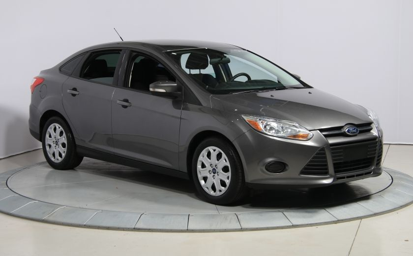 2013 Ford Focus SE A/C GR ELECT BLUETOOTH #0