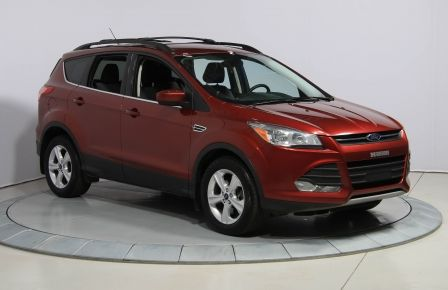 2014 Ford Escape SE 2.0 4WD A/C MAGS BLUETOOTH CAMERA RECUL à Abitibi