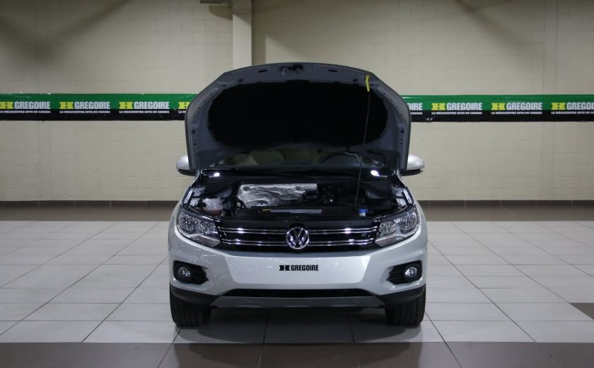 2014 Volkswagen Tiguan Comfortline AWD A/C CUIR TOIT PANO MAGS #27