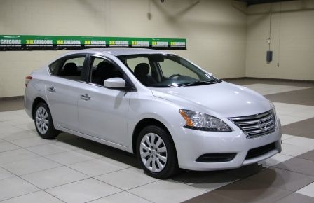 2013 Nissan Sentra S AUTO A/C GR ELECT BLUETOOTH in Blainville