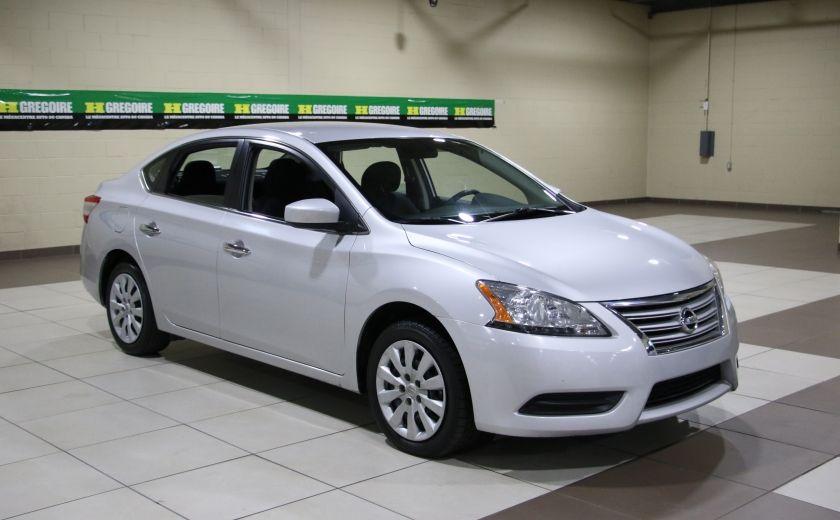 2013 Nissan Sentra S AUTO A/C GR ELECT BLUETOOTH #0