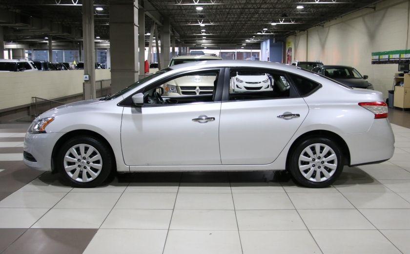 2013 Nissan Sentra S AUTO A/C GR ELECT BLUETOOTH #3