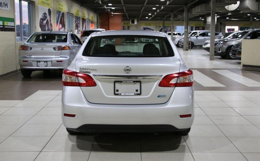 2013 Nissan Sentra S AUTO A/C GR ELECT BLUETOOTH #5