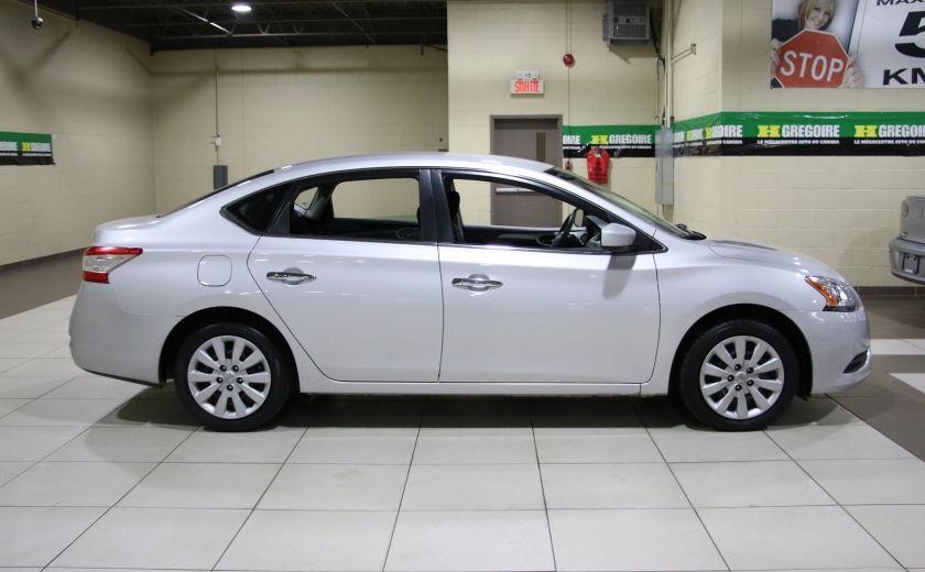 2013 Nissan Sentra S AUTO A/C GR ELECT BLUETOOTH #7