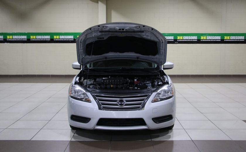 2013 Nissan Sentra S AUTO A/C GR ELECT BLUETOOTH #24