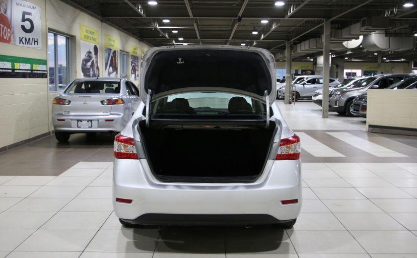 2013 Nissan Sentra S AUTO A/C GR ELECT BLUETOOTH #25