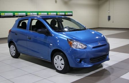 2015 Mitsubishi Mirage ES in Drummondville