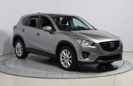 2013 Mazda CX 5 GT AWD A/C CUIR TOIT MAGS BLUETOOTH in New Richmond