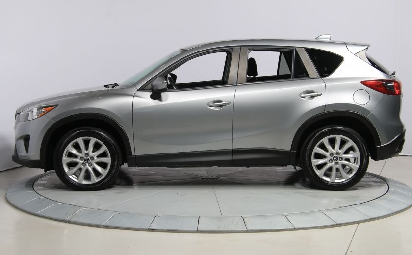 2013 Mazda CX 5 GT AWD A/C CUIR TOIT MAGS BLUETOOTH #3