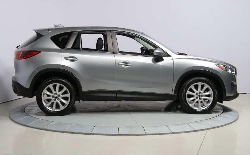 2013 Mazda CX 5 GT AWD A/C CUIR TOIT MAGS BLUETOOTH #7