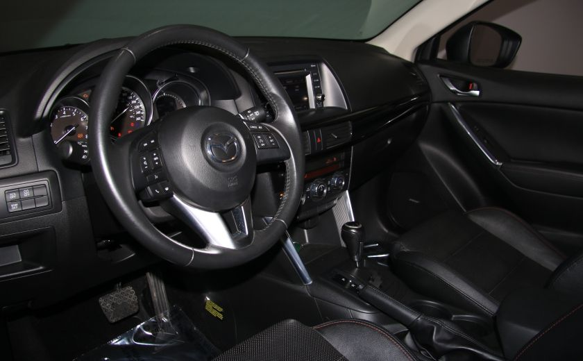 2013 Mazda CX 5 GT AWD A/C CUIR TOIT MAGS BLUETOOTH #8
