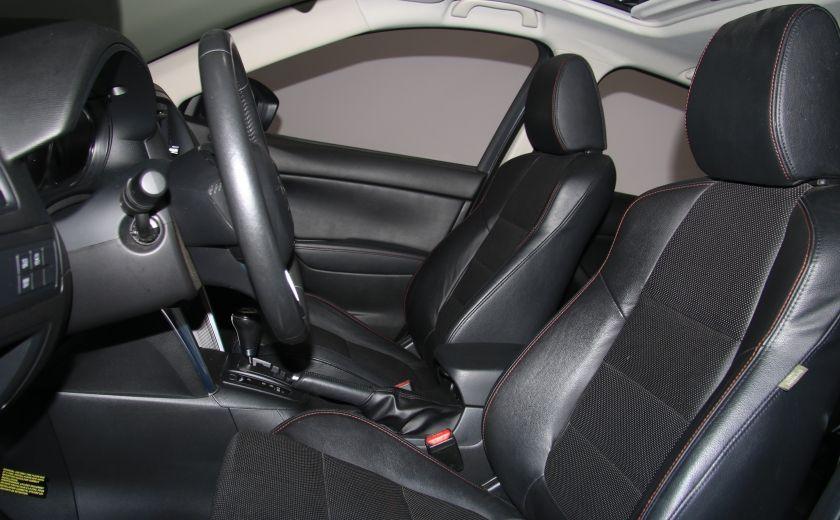 2013 Mazda CX 5 GT AWD A/C CUIR TOIT MAGS BLUETOOTH #9