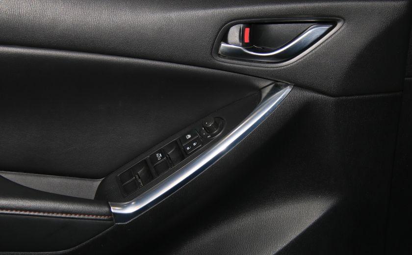 2013 Mazda CX 5 GT AWD A/C CUIR TOIT MAGS BLUETOOTH #10
