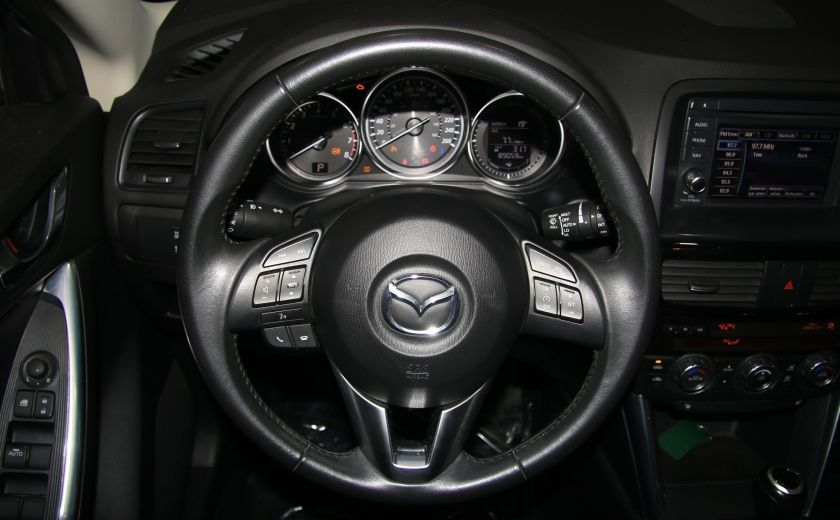 2013 Mazda CX 5 GT AWD A/C CUIR TOIT MAGS BLUETOOTH #15