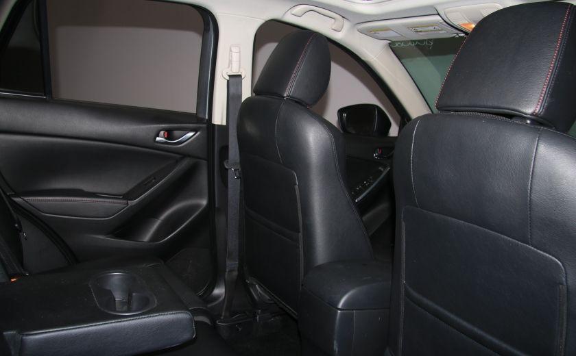 2013 Mazda CX 5 GT AWD A/C CUIR TOIT MAGS BLUETOOTH #22