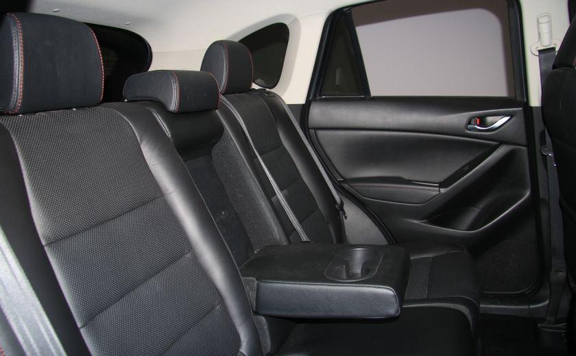 2013 Mazda CX 5 GT AWD A/C CUIR TOIT MAGS BLUETOOTH #23