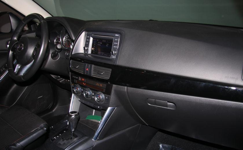 2013 Mazda CX 5 GT AWD A/C CUIR TOIT MAGS BLUETOOTH #24