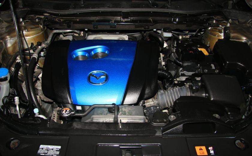 2013 Mazda CX 5 GT AWD A/C CUIR TOIT MAGS BLUETOOTH #27