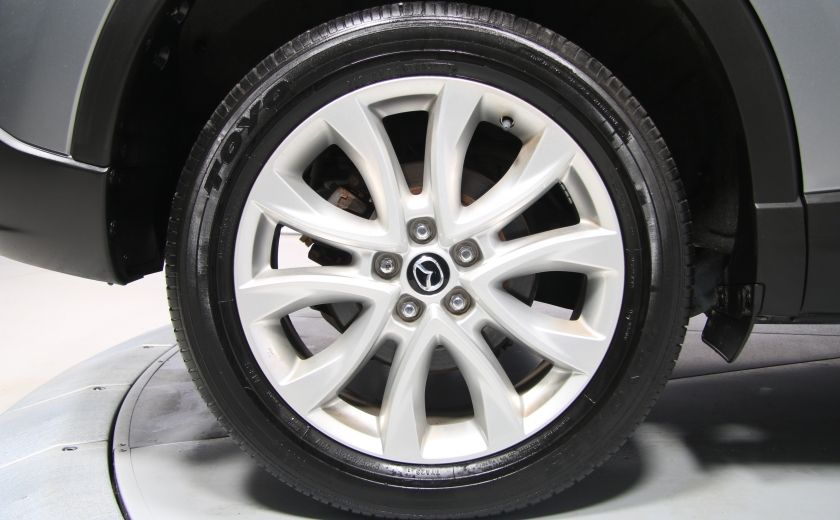 2013 Mazda CX 5 GT AWD A/C CUIR TOIT MAGS BLUETOOTH #32