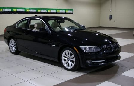 2011 BMW 328I 328i xDrive AUTO A/C CUIR TOIT MAGS in Saguenay