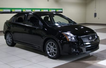 2010 Nissan Sentra SE-R AUTO A/C TOIT MAGS CAMERA RECUL in Carignan